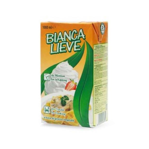 Sanal Fırın - Pastane ve Fırıncılık Malzemeleri BIANCA LIEVE ŞEKERSİZ SIVI ŞANTİ 1 LT