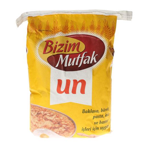 Sanal Fırın - Pastane ve Fırıncılık Malzemeleri BİZİM MUTFAK UN 5 KG