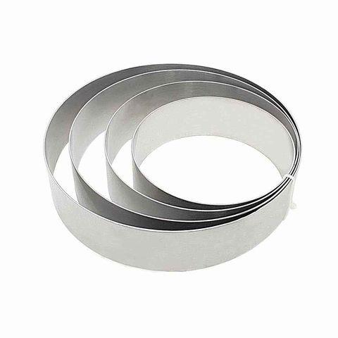 Sanal Fırın - Pastane ve Fırıncılık Malzemeleri 10 CM ÇEMBER NO:0