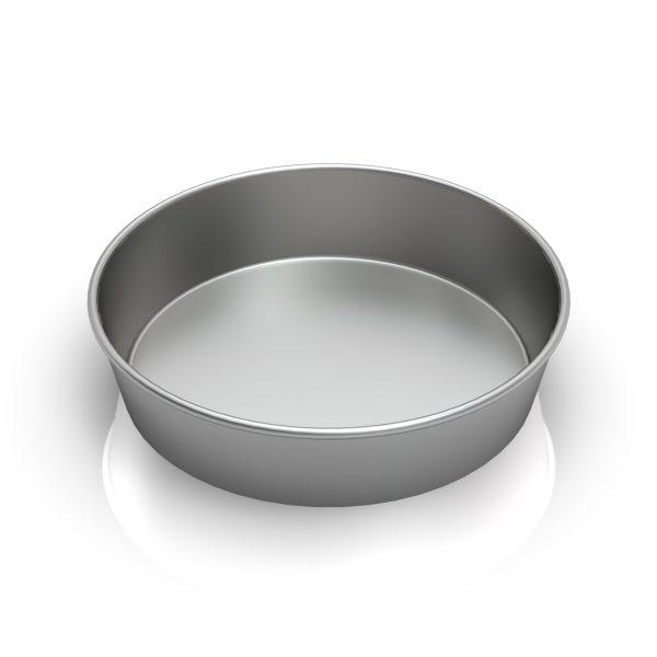 Sanal Fırın - Pastane ve Fırıncılık Malzemeleri MISIR EKMEĞİ TAVASI 18X3 CM