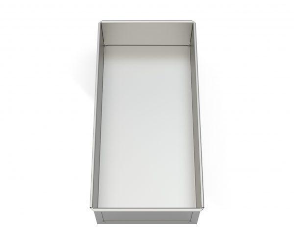 Sanal Fırın - Pastane ve Fırıncılık Malzemeleri 20x50x6 CM AYVALIK TOST TAVASI