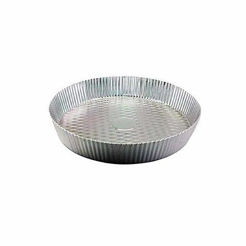 Sanal Fırın - Pastane ve Fırıncılık Malzemeleri METAL KALIP YUVARLAK KEK KALIBI NO 3