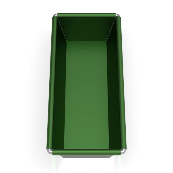 Sanal Fırın - Pastane ve Fırıncılık Malzemeleri 10x25x6,5 CM KAYIK EKMEK TAVASI TEFLON KAPLAMALI