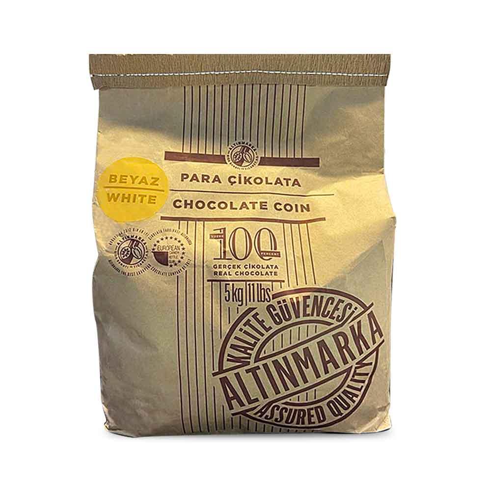 Sanal Fırın - Pastane ve Fırıncılık Malzemeleri ALTINMARKA BEYAZ PARA PUL 248 5 KG