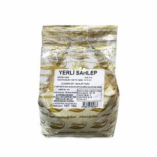 Sanal Fırın - Pastane ve Fırıncılık Malzemeleri YERLİ SAHLEP 1 KG A.USTA