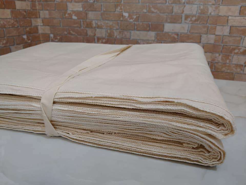 Sanal Fırın - Pastane ve Fırıncılık Malzemeleri 100 ADET KARAFIRIN PASA BEZİ HER ÖLÇÜDE