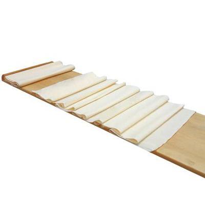 Sanal Fırın - Pastane ve Fırıncılık Malzemeleri 1 ADET KARA-FIRIN PASA BEZİ 40X210 CM