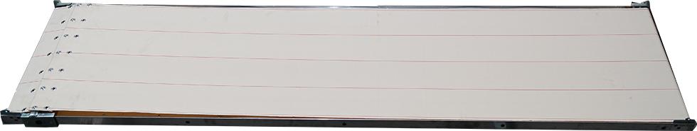 Sanal Fırın - Pastane ve Fırıncılık Malzemeleri 100'LÜK 240 CM-ÇİFT YÖNLÜ PALET BEZİ